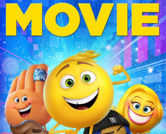 The Emoji Movie Cover